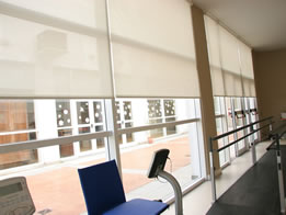 Cortinas roller sun-screen en Palermo