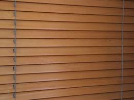Cortinas venecianas de madera La Tolderia Toldos y Cortinas